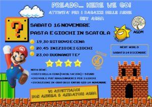 AGDM | Giochi in scatola @ Oratorio Albino